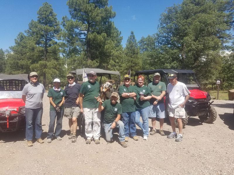 The 2018 MUTS Trail Riders