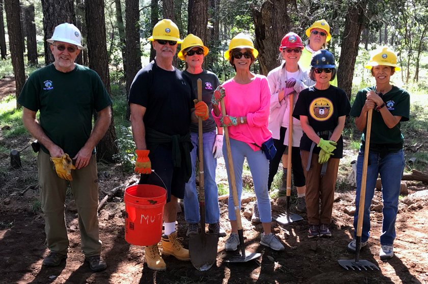 Rocky Road Trail Crew - 9/11/21